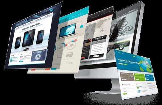 Slider Thiết kế website chuyên nghiệp