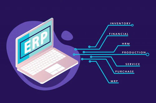 Phần mềm quản trị hệ thống ERP giúp hoạch định nguồn lực doanh nghiệp